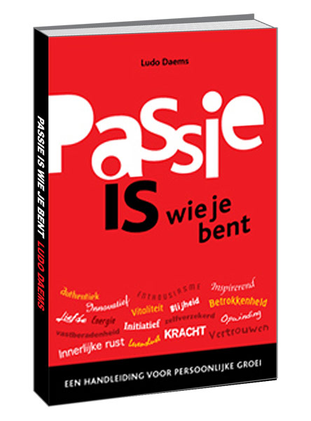 Cover Passie is wie je bent